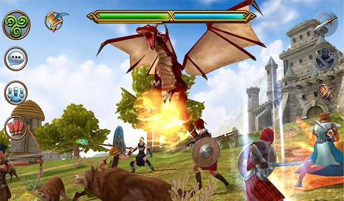 RPG gaming online