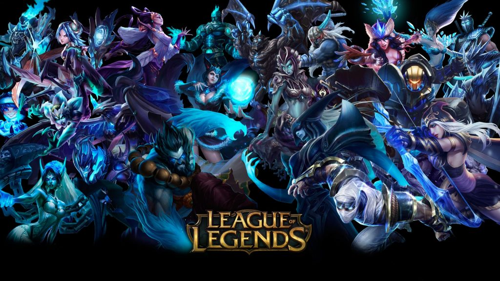 league og legends