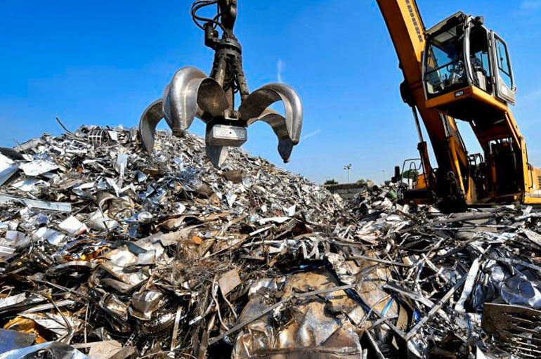 metal recycling byram township nj