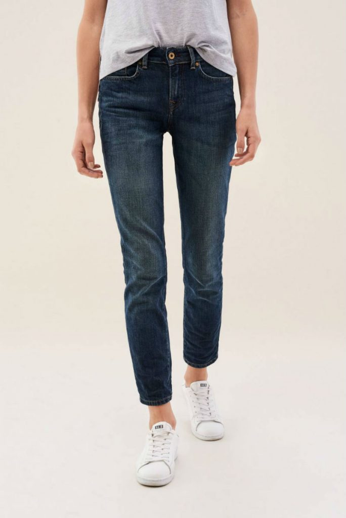 high-quality denim