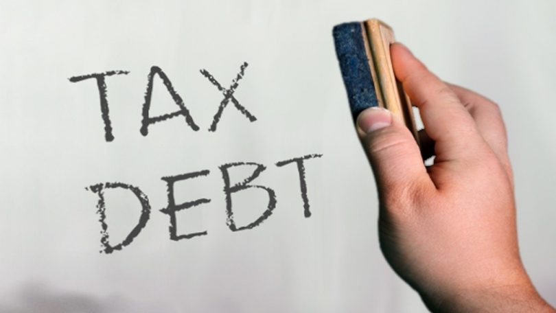 tax debt ontario ca