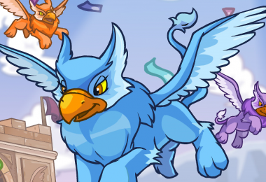 playing Neopets